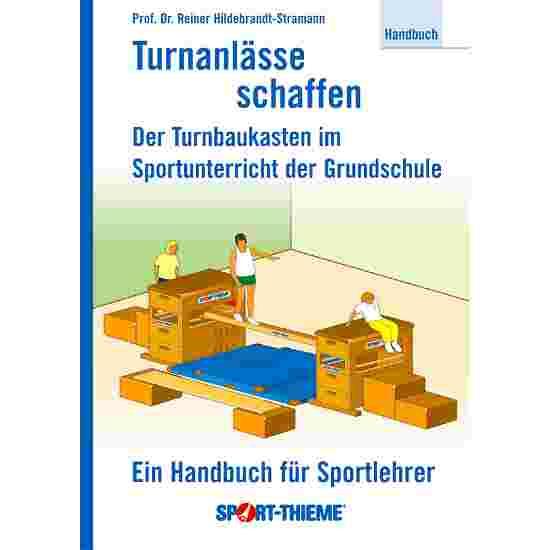 """Sport-Thieme Buch  """"Turnanlässe schaffen"""""""