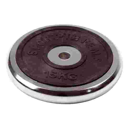 Sport-Thieme Chromhantelscheibe 15 kg