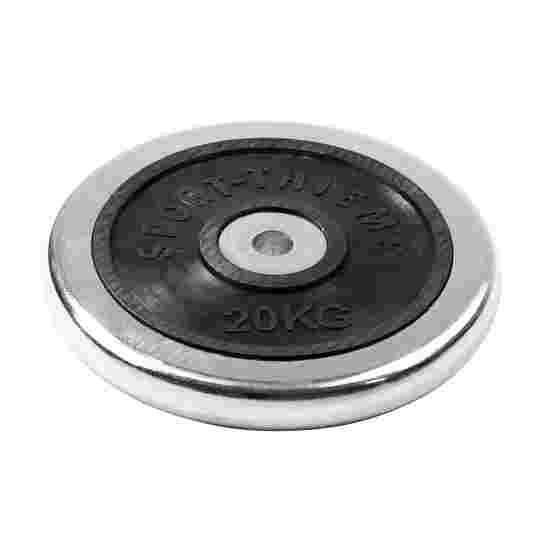 Sport-Thieme Chromhantelscheibe 20 kg