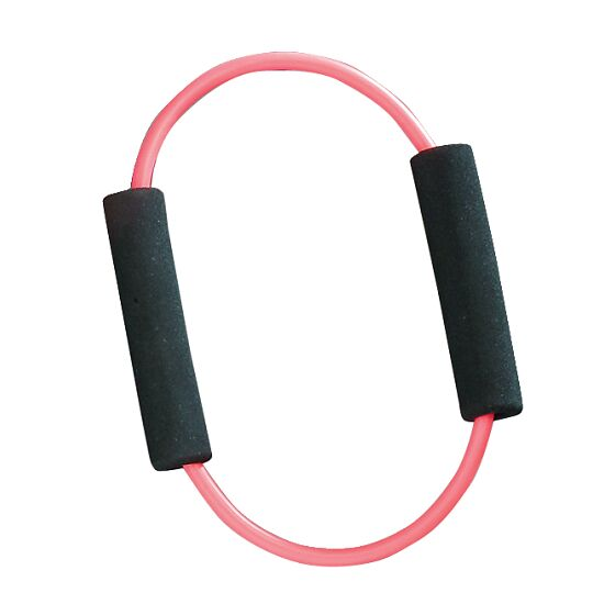 Sport-Thieme® Fitness-Tube Ring 10er Set Pink = mittel