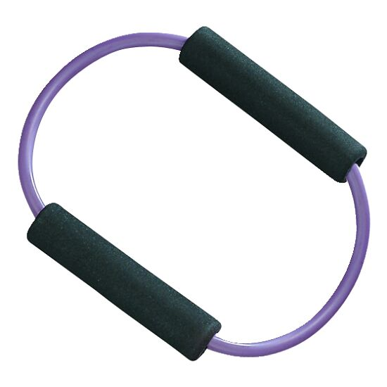 Sport-Thieme® Fitness-Tube Ring 10er Set Violett = stark