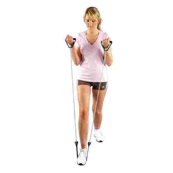 Sport-Thieme Fitness-Tube Step Grün, leicht