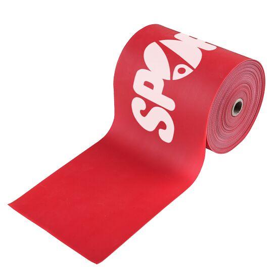 Sport-Thieme Fitnessband 150 25 m x 15 cm, Rot = extra stark