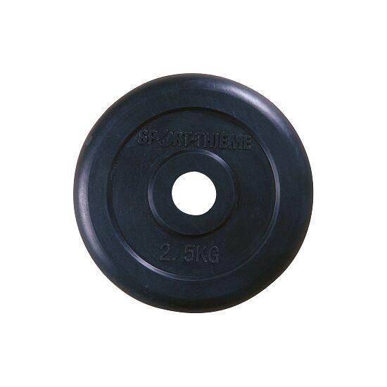 Sport-Thieme® Gummierte Hantelscheibe 2,5 kg