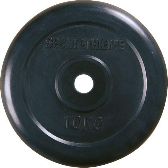 Sport-Thieme® Gummierte Hantelscheibe 10 kg