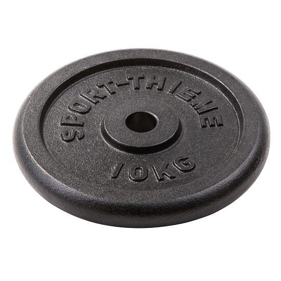 Sport-Thieme® Gusseisen-Hantelscheibe 10 kg