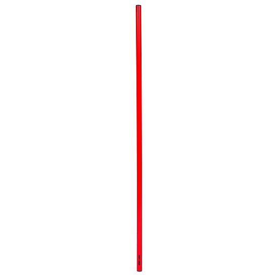 Sport-Thieme Gymnastikstab aus ABS-Kunststoff 120 cm, Rot