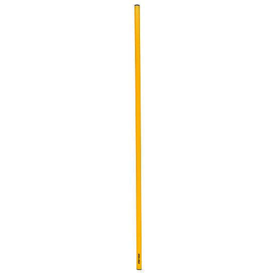 Sport-Thieme Gymnastikstab aus ABS-Kunststoff 120 cm, Gelb