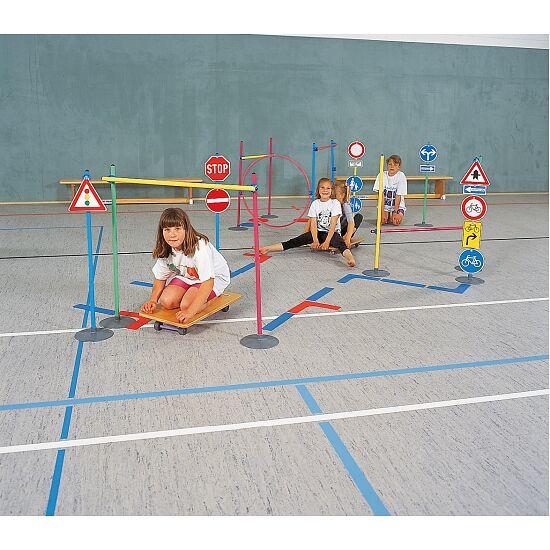 Sport-Thieme® Gymnastikstab aus Kunststoff 100 cm, Gelb