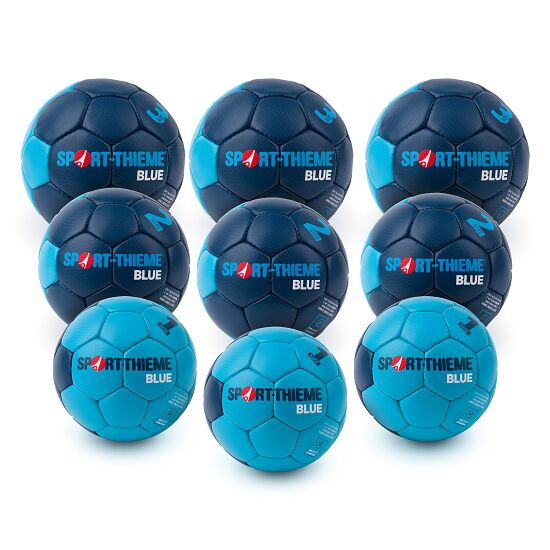 "Sport-Thieme Handball-Set ""Blue"""