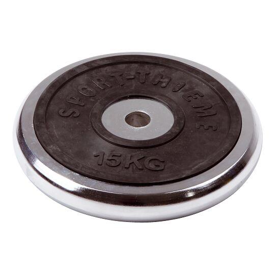 Sport-Thieme® Hantelscheibe Chrom 15 kg