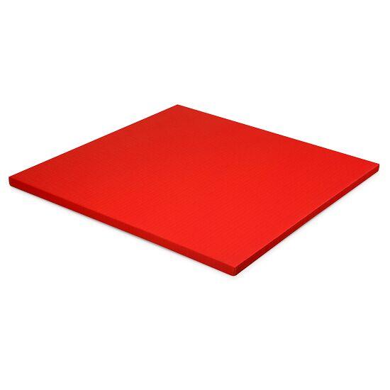 Sport-Thieme® Judomatte Tafelgröße ca. 100x100x4 cm, Rot