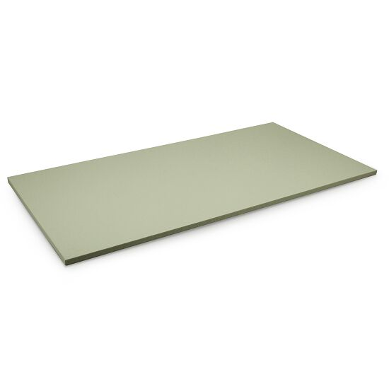 Sport-Thieme Judomatte Tafelgröße ca. 200x100x4 cm, Olivgrün