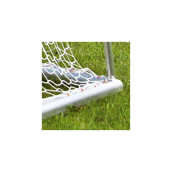 Sport-Thieme Jugendfußballtor  5x2 m vollverschweißt, mit Bodenrahmen 120x100 mm im Oval-Profil