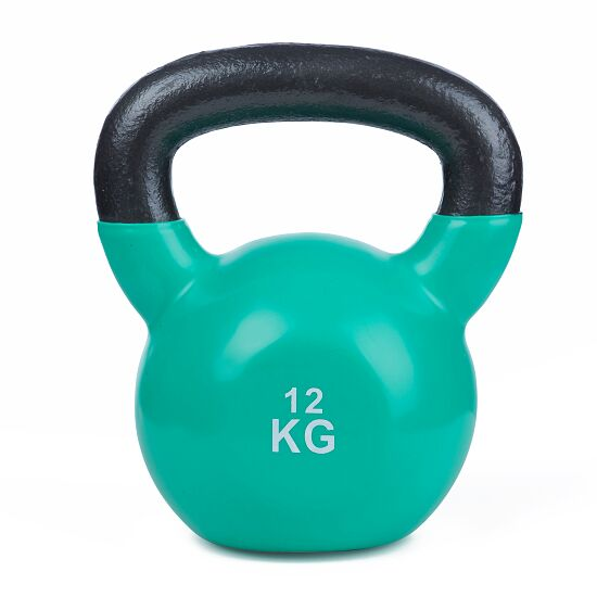 Sport-Thieme® Kettlebell Vinyl 12 kg, Grün