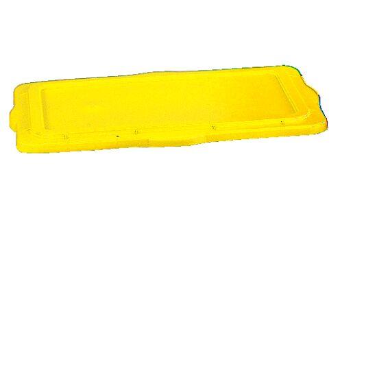 Sport-Thieme Klemmdeckel für Materialbox Gelb