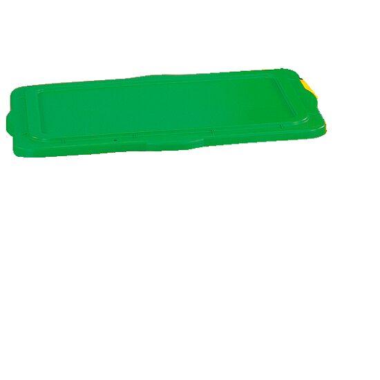 Sport-Thieme Klemmdeckel für Materialbox Grün