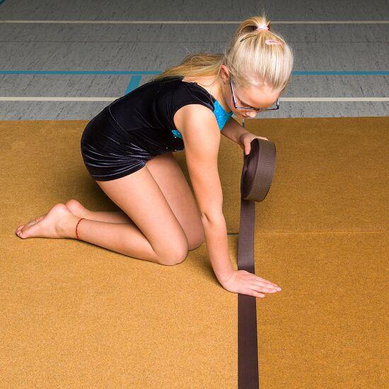 Sport-Thieme Klettband 12 m, Braun