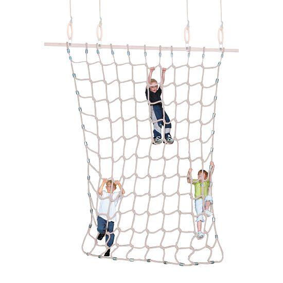 Sport-Thieme Kletternetz Weiche Spinnfaser, Naturfarben, 3x2,5 m
