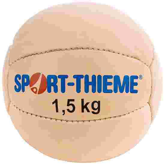 "Sport-Thieme Medizinball  ""Klassik"" 1,5 kg, ø 19 cm"