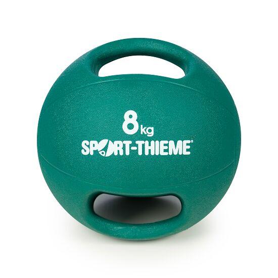 Sport-Thieme Medizinball  mit Griff 8 kg, Grün
