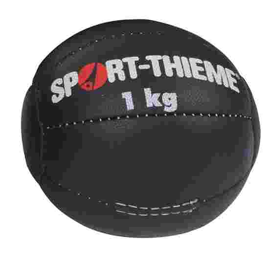 "Sport-Thieme Medizinball  ""Schwarz"" 1 kg, ø 18 cm"
