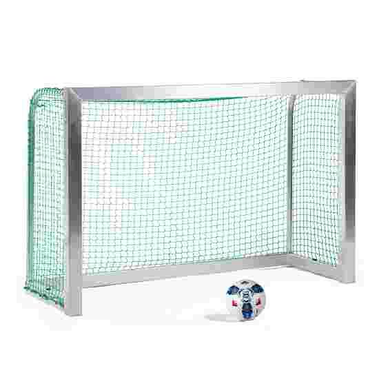 Sport-Thieme Mini-Fußballtor, vollverschweißt 1,80x1,20 m, Tortiefe 0,70 m, Inkl. Netz, grün (MW 4,5 cm)