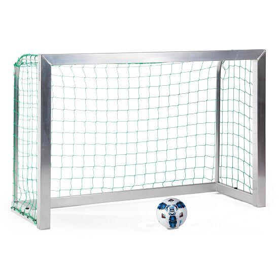 Sport-Thieme Mini-Fußballtor, vollverschweißt 1,80x1,20 m, Tortiefe 0,70 m, Inkl. Netz, grün (MW 10 cm)