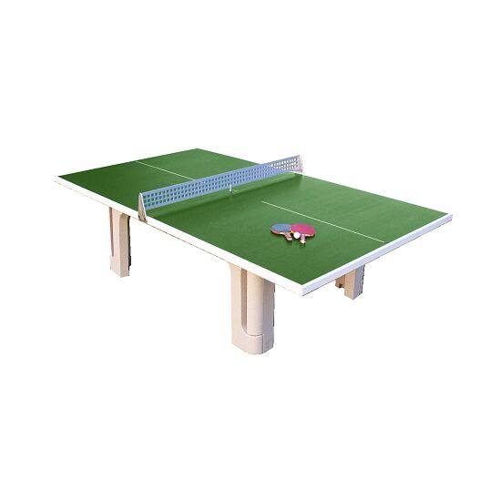 """Sport-Thieme® Polymerbeton-Tischtennisplatte """"Profi"""" Grün"""
