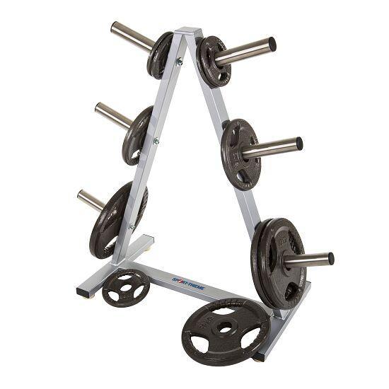 Sport-Thieme Scheiben-Ablageständer 50 mm, 6 Dorne