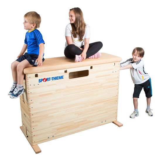 Sport-Thieme® Schwenkrollen-Einrichtung Für Kästen 4-, 5- und 6-teilig