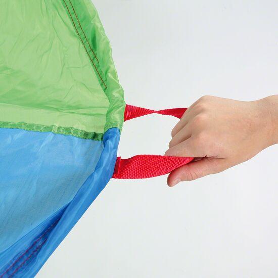 Sport-Thieme® Schwungtuch mit Griffschlaufen ø 3,5 m, 8 Schlaufen