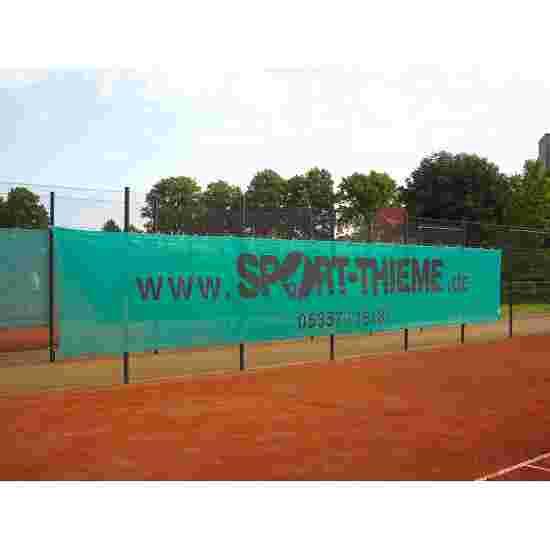 Sport-Thieme Sicht- und Windschutzblende 12x2 m, Dunkelgrün