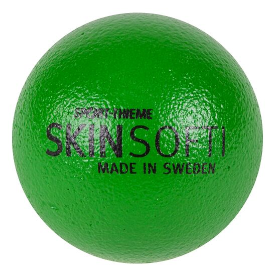 "Sport-Thieme® Skin-Ball ""Softi"" Grün"