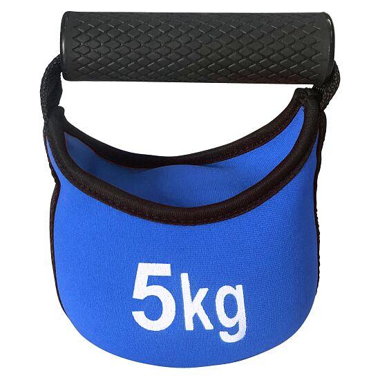Sport-Thieme Soft Kettlebell 5 kg, Blau