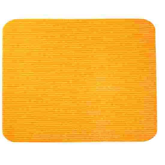 Sport-Thieme Sportfliese Orange, Rechteck, 40x30 cm