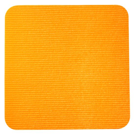Sport-Thieme Sportfliese Orange, Quadrat, 30x30 cm