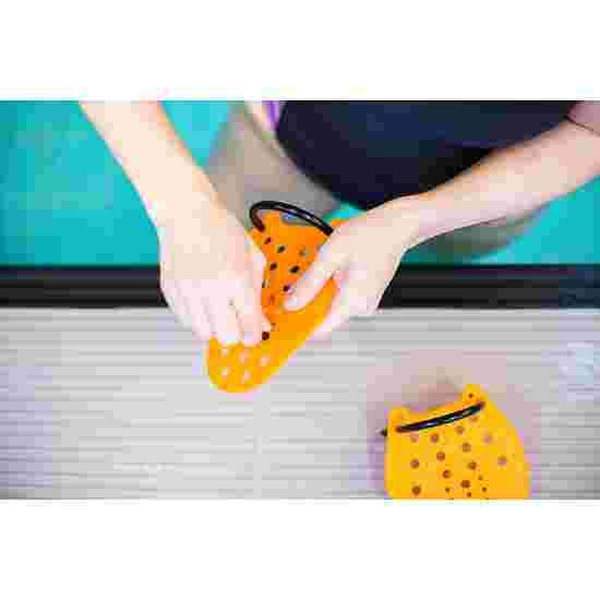 Sport-Thieme Swim-Power Paddles Größe XS, 17x13 cm, Orange