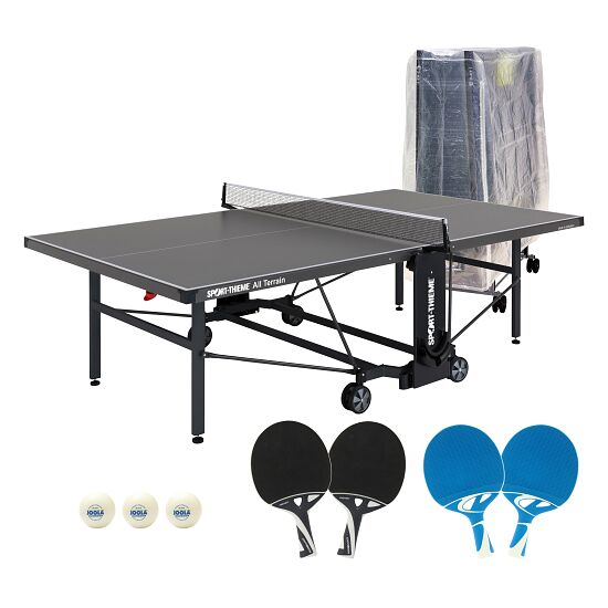 """Sport-Thieme® Tischtennisplatte Premium-Set """"All Terrain"""""""