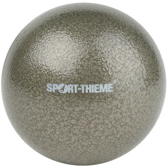 Sport-Thieme® Trainings-Stoßkugel 4 kg, Grau, ø 102 mm