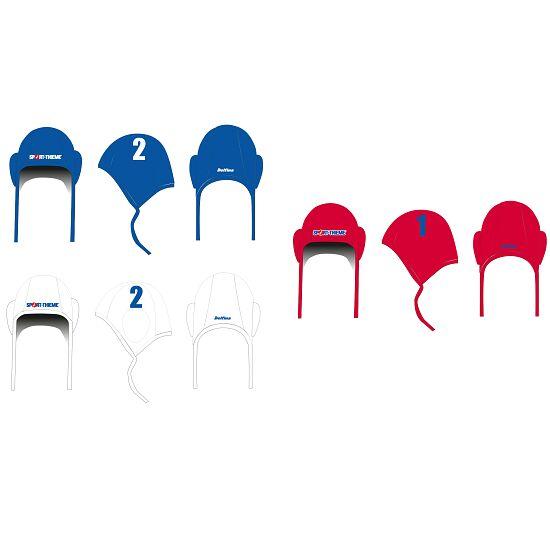 Sport-Thieme® Wasserballkappen Innovator Blau