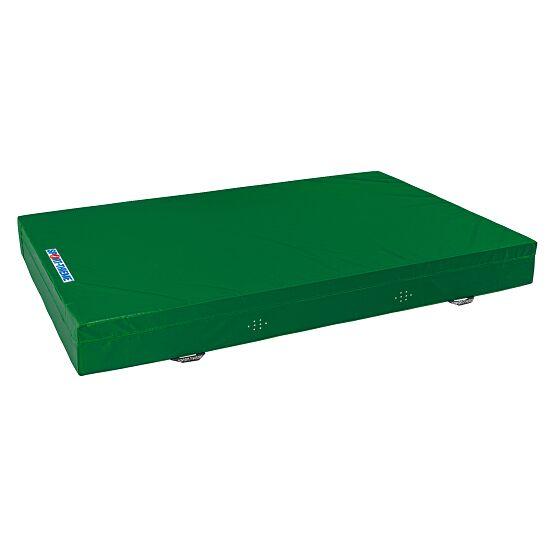 Sport-Thieme® Weichbodenmatte  Typ 7 Grün, 300x200x25 cm