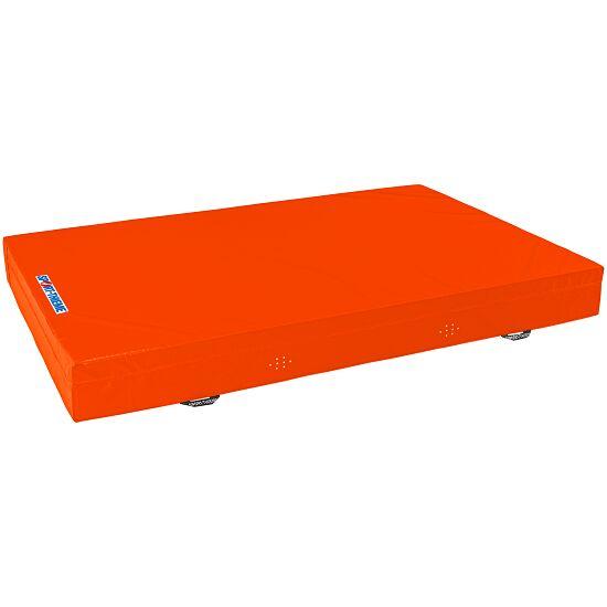 Sport-Thieme Weichbodenmatte  Typ 7 Orange, 350x200x30 cm