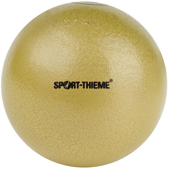 """Sport-Thieme® Wettkampf-Stoßkugel """"Gusseisen"""" 7,26 kg, Gelb, ø 126 mm"""