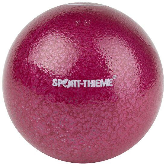 Sport-Thieme® Wettkampf-Stoßkugel tariert 5 kg, Rot, ø 109 mm