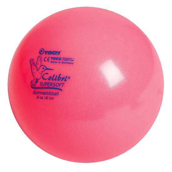 Togu® Colibri Supersoft Gymnastikball Pink