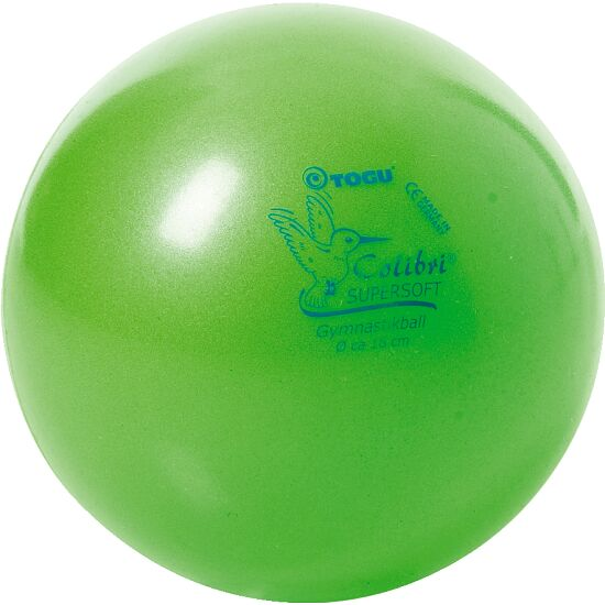 Togu® Colibri Supersoft Gymnastikball Grün
