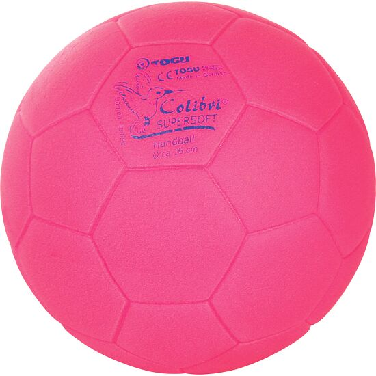 Togu® Colibri Supersoft Handball Pink