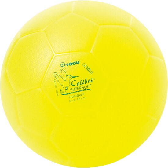 Togu® Colibri Supersoft Handball Gelb