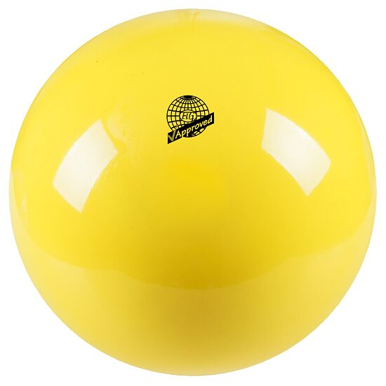 """Togu Gymnastikball """"420"""" FIG Gelb"""